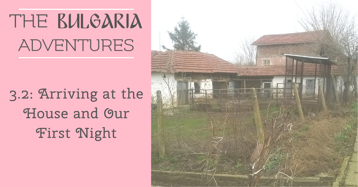 The Bulgaria Adventures 3.1: Travelling to Bulgaria