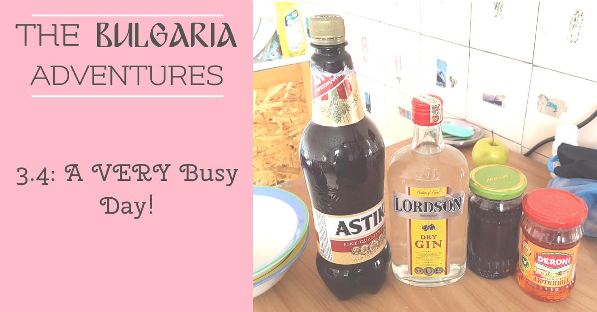 The Bulgaria Adventures 3.4: